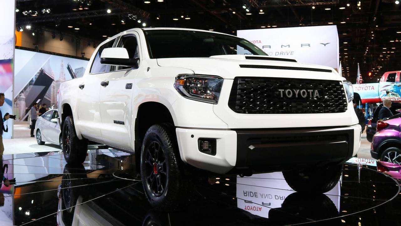 37 Best Review Toyota Tundra Trd Pro 2019 Specs with Toyota Tundra Trd Pro 2019