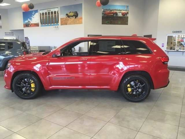 37 Concept of 2019 Jeep Grand Cherokee Trackhawk Performance with 2019 Jeep Grand Cherokee Trackhawk