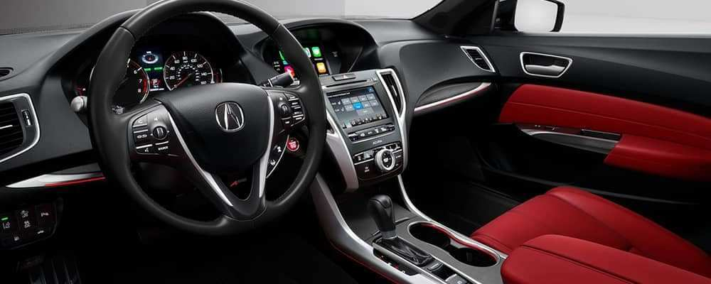 37 Gallery of Acura Tlx 2019 Review Interior First Drive for Acura Tlx 2019 Review Interior