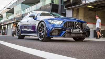 37 Gallery of New 2019 Mercedes Amg Gt 4 Door Coupe Price Exterior Specs and Review by New 2019 Mercedes Amg Gt 4 Door Coupe Price Exterior
