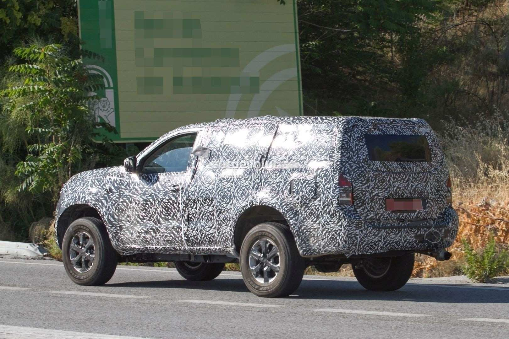 37 Gallery of Nissan Patrol 2019 Price First Drive Spy Shoot with Nissan Patrol 2019 Price First Drive