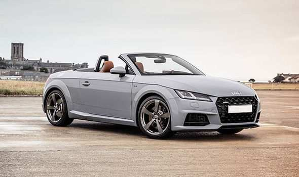 37 Gallery of The Audi Tt Convertible 2019 Concept Specs and Review by The Audi Tt Convertible 2019 Concept