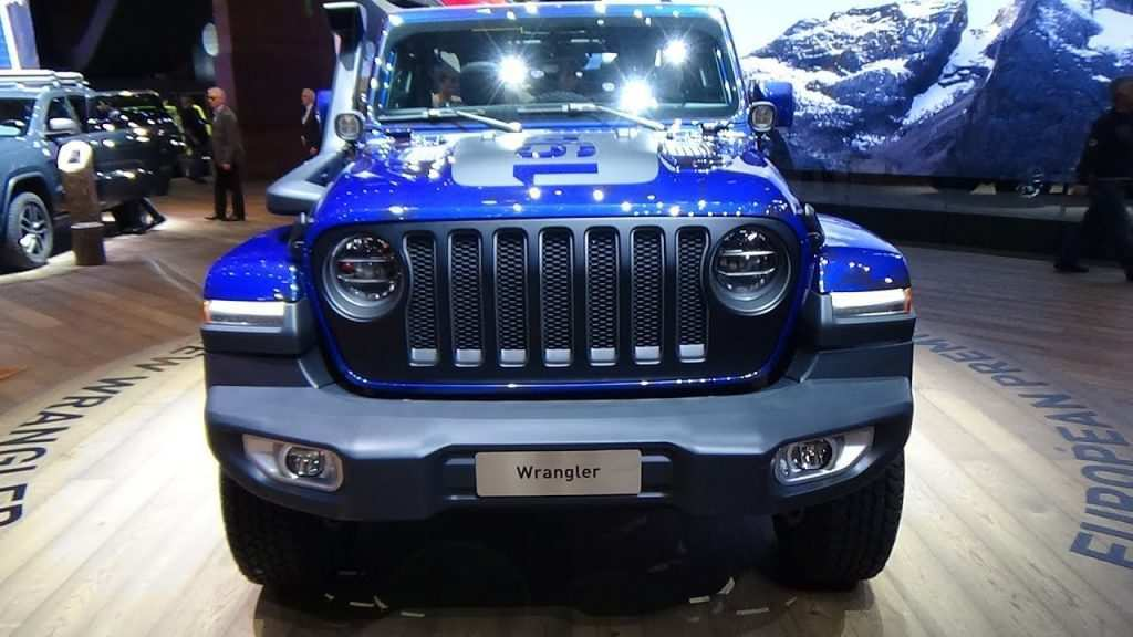 37 Gallery of The When Can You Order 2019 Jeep Wrangler Spy Shoot Performance and New Engine with The When Can You Order 2019 Jeep Wrangler Spy Shoot