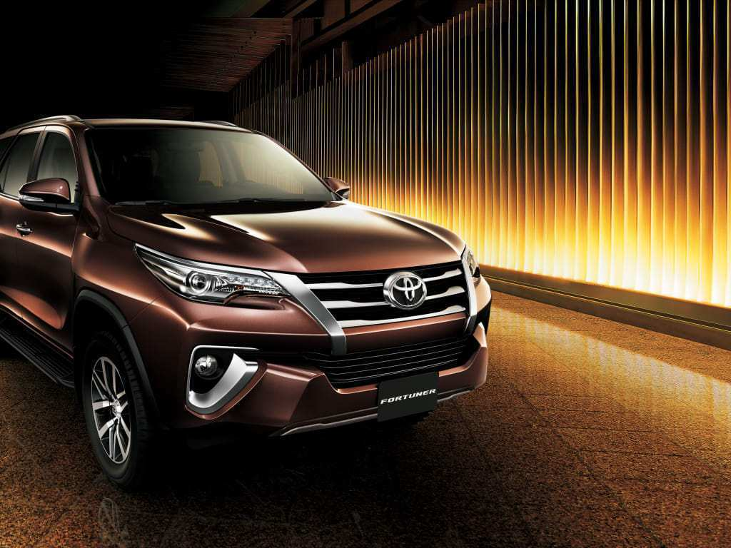 37 Great Fortuner Toyota 2019 Review for Fortuner Toyota 2019