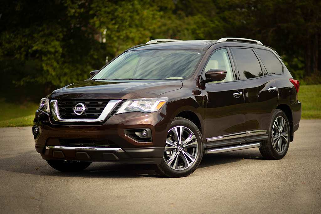 37 Great New 2019 Nissan Pathfinder Hybrid New Review Reviews for New 2019 Nissan Pathfinder Hybrid New Review