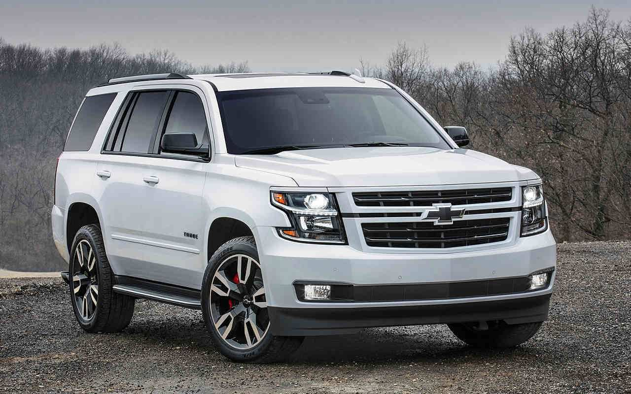 37 Great New Chevrolet 2019 Tahoe Concept New Concept with New Chevrolet 2019 Tahoe Concept