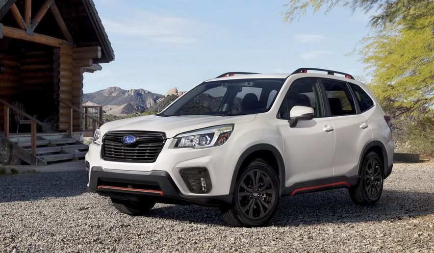 37 Great Subaru Forester 2019 Ground Clearance Rumors Model with Subaru Forester 2019 Ground Clearance Rumors