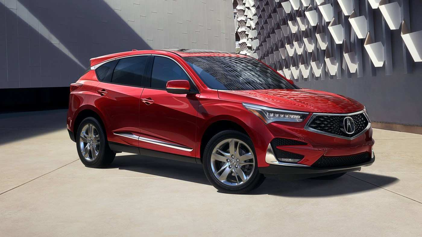 37 Great The Acura Rdx 2019 Brochure Specs Research New with The Acura Rdx 2019 Brochure Specs