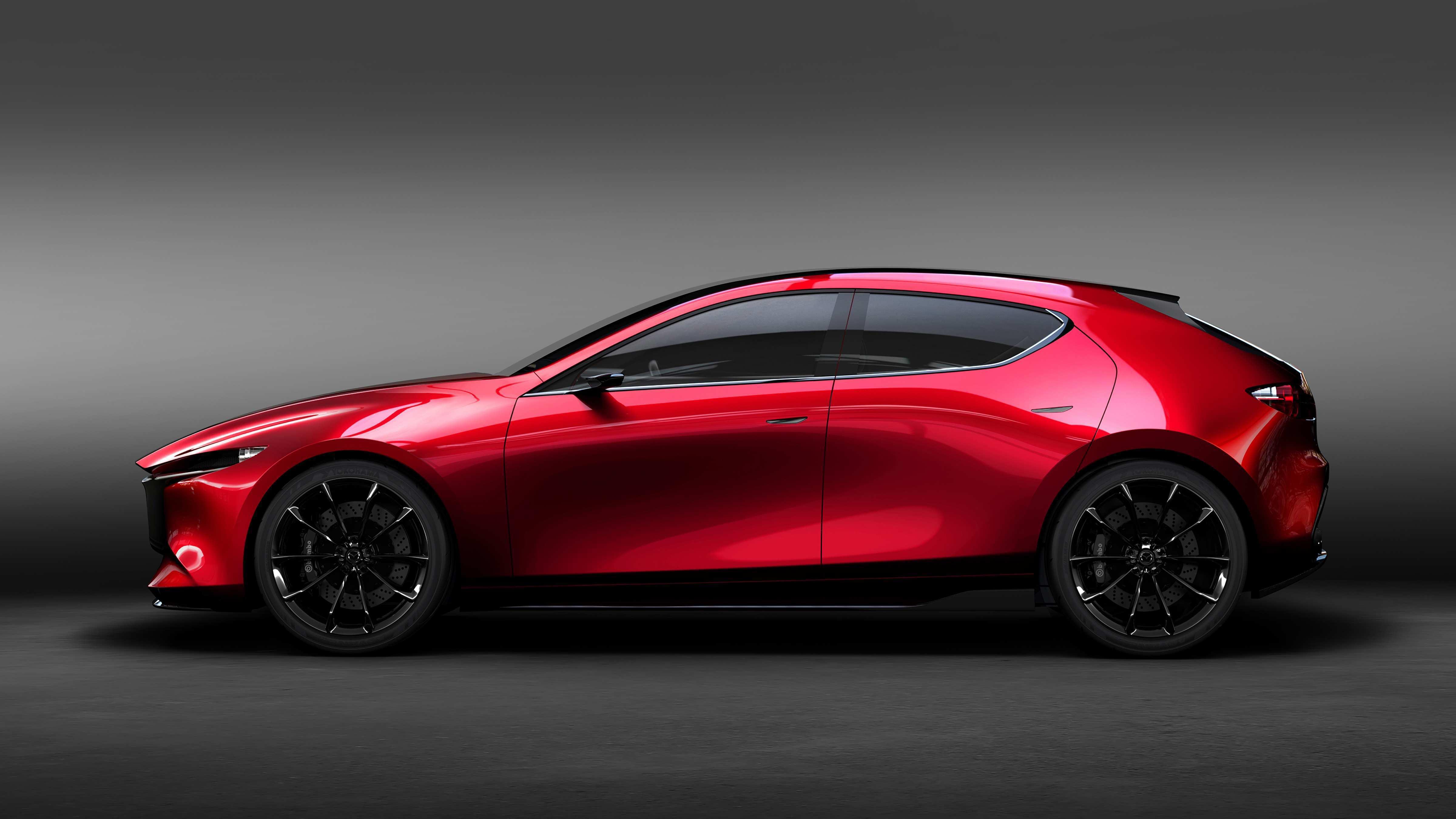 37 New Mazda Kai 2019 Redesign and Concept for Mazda Kai 2019