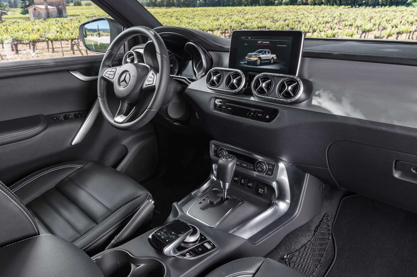 37 New New 2019 Mercedes Ute Review And Specs Rumors with New 2019 Mercedes Ute Review And Specs