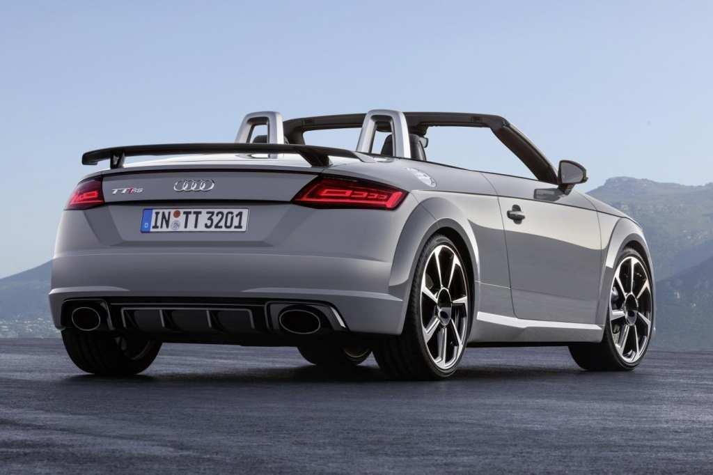 37 New The Audi Tt Convertible 2019 Concept Configurations with The Audi Tt Convertible 2019 Concept