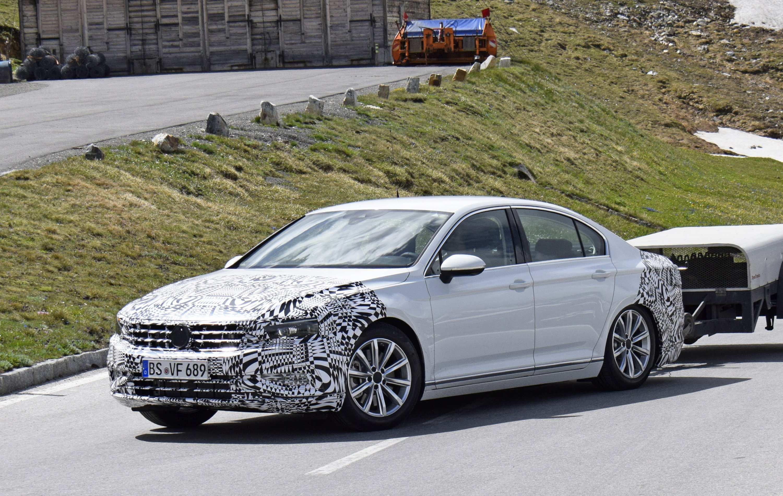 37 New The Volkswagen Passat 2019 Interior Spy Shoot New Concept with The Volkswagen Passat 2019 Interior Spy Shoot