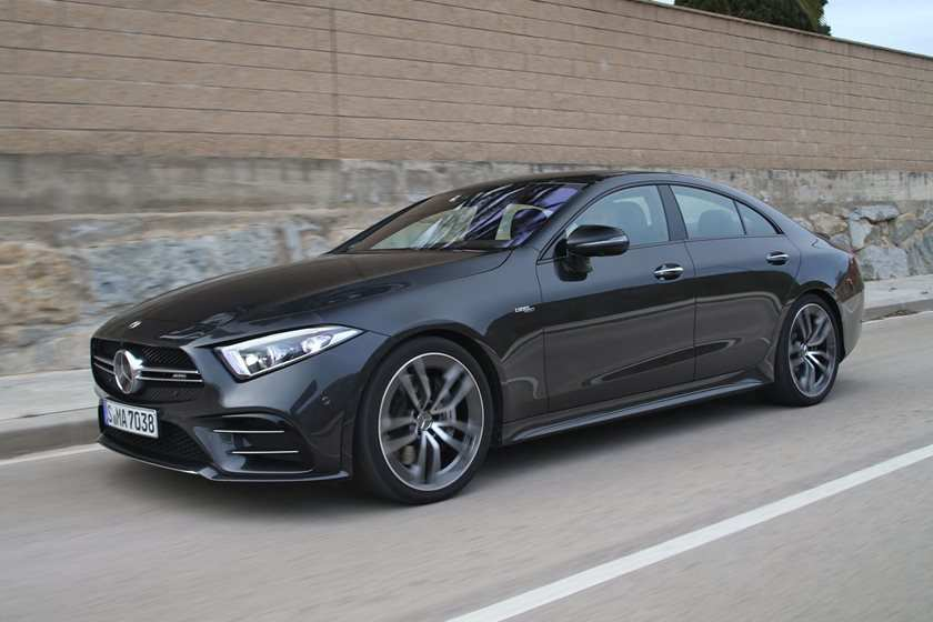 37 The Mercedes 2019 Cls Exterior and Interior by Mercedes 2019 Cls