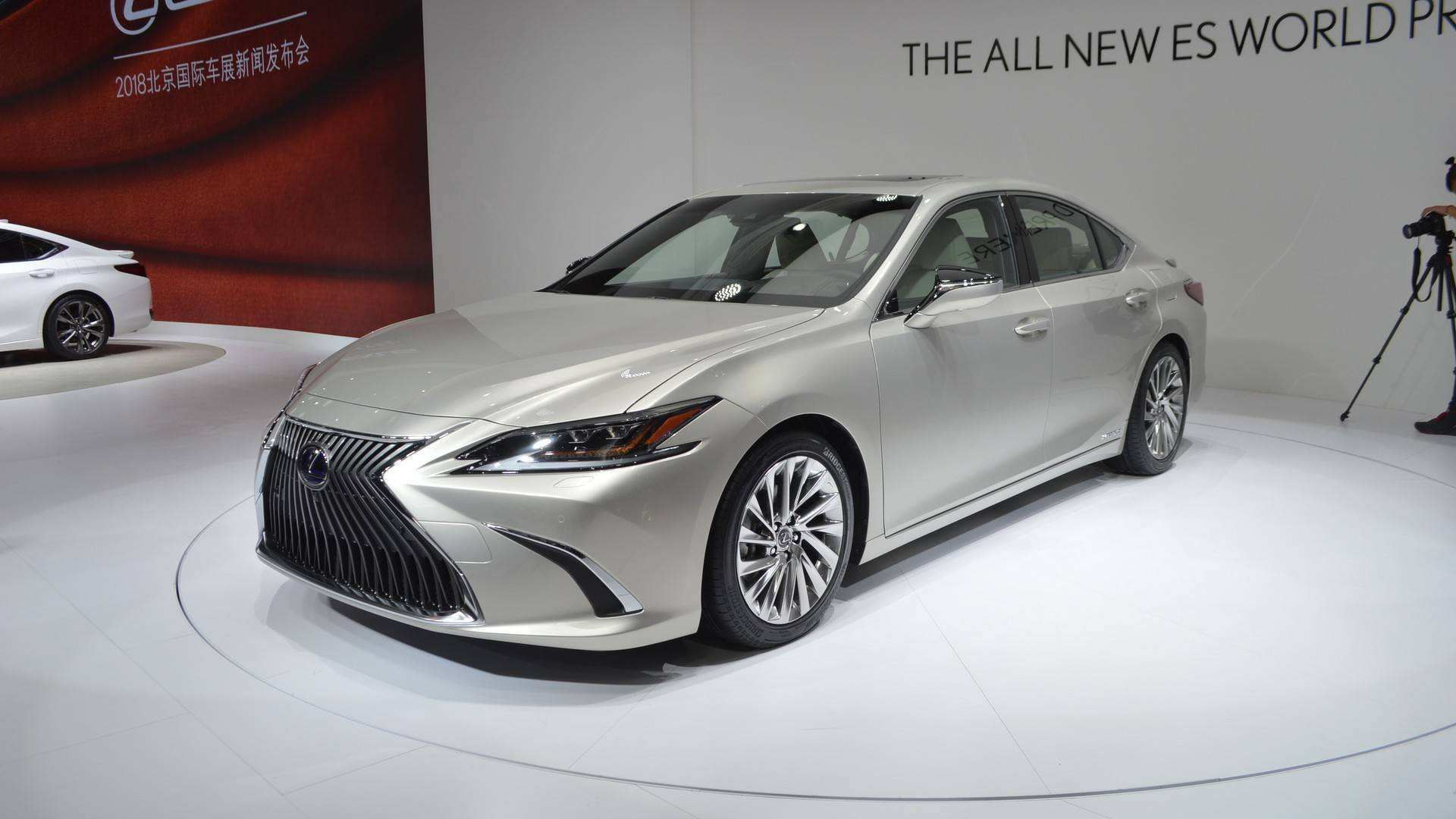 38 All New Lexus Es 2019 Debut Pictures by Lexus Es 2019 Debut