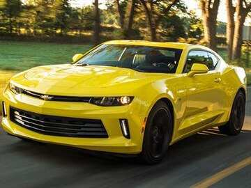 38 All New The 2019 Chevrolet Camaro Yellow Exterior New Concept by The 2019 Chevrolet Camaro Yellow Exterior
