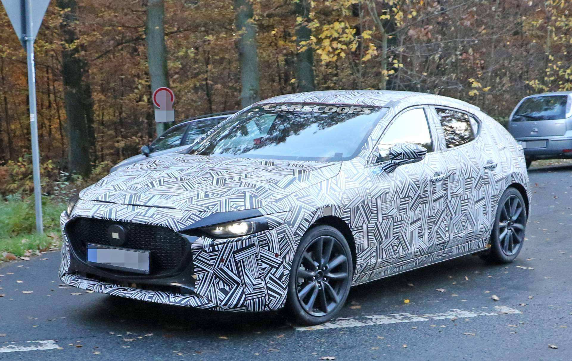 38 Best Review Mazda Nd 2019 Spy Shoot Picture with Mazda Nd 2019 Spy Shoot