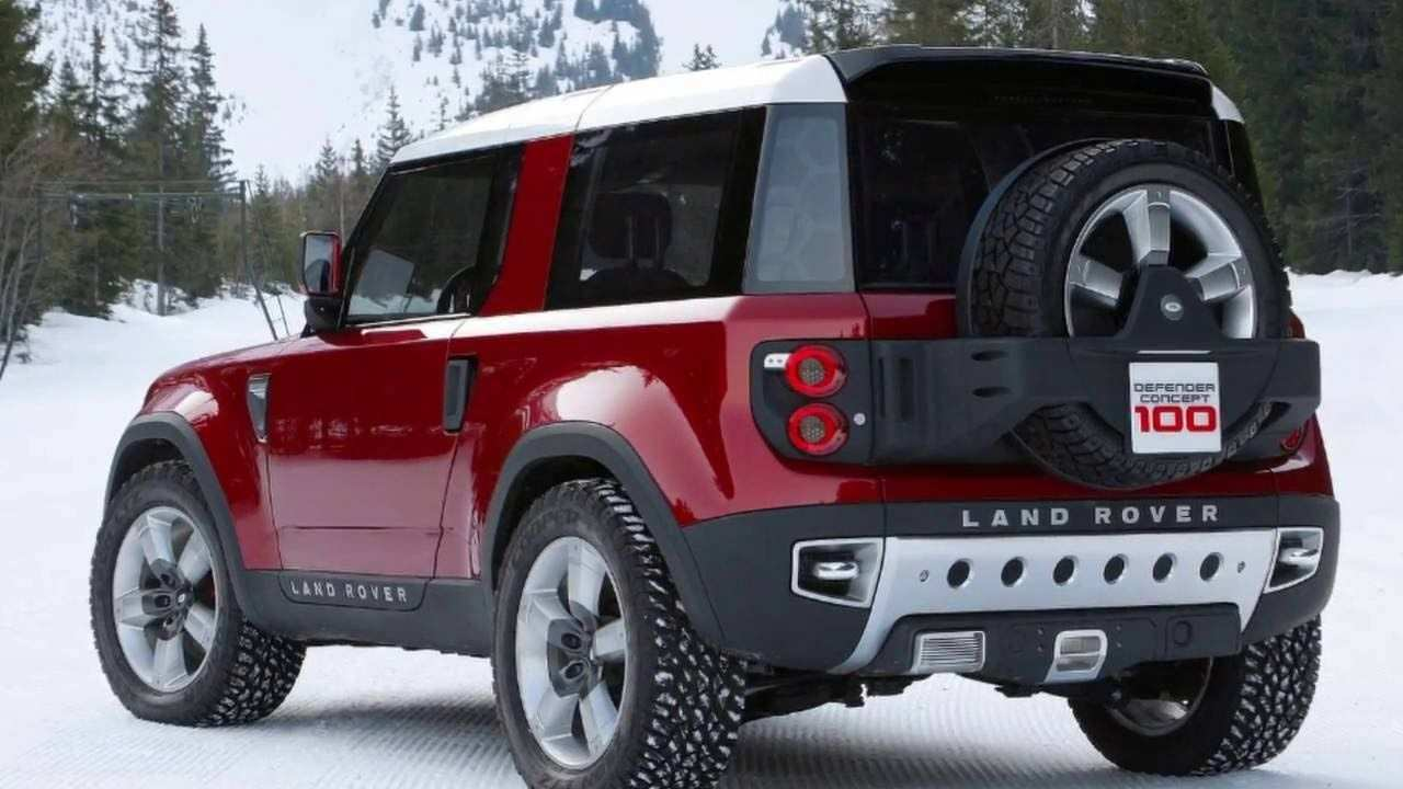 38 Concept of New Jeep Defender 2019 Release Date Spy Shoot by New Jeep Defender 2019 Release Date