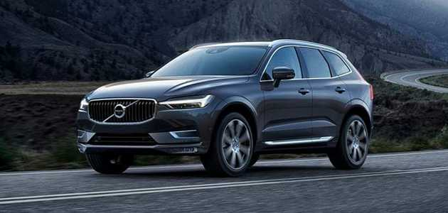 38 Concept of New Volvo Xc60 2019 Manual Specs Redesign with New Volvo Xc60 2019 Manual Specs