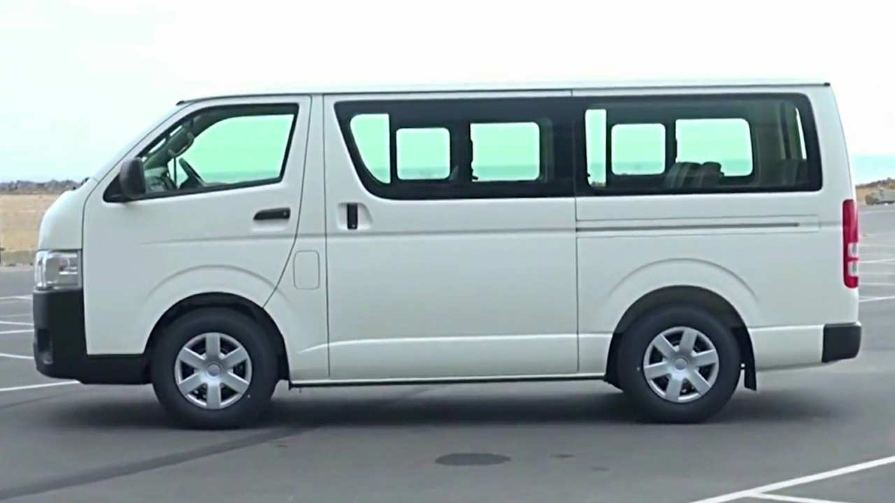 38 Concept of The Toyota Bus 2019 Performance Prices by The Toyota Bus 2019 Performance