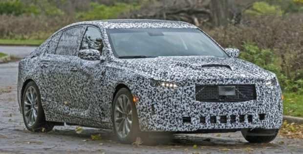 38 Gallery of Cadillac 2019 Ct5 Overview And Price New