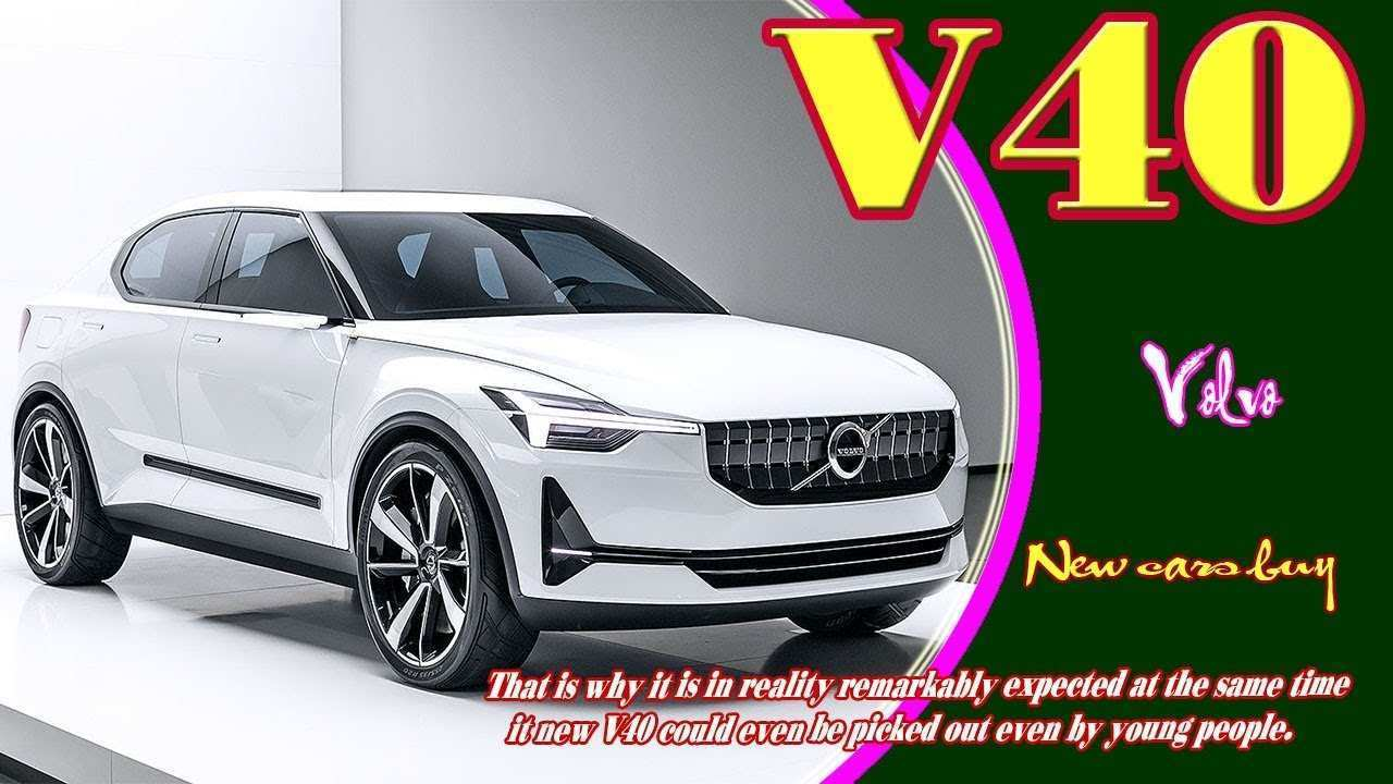 38 Gallery of New Volvo V40 2019 Release Date Concept Redesign And Review Exterior and Interior by New Volvo V40 2019 Release Date Concept Redesign And Review