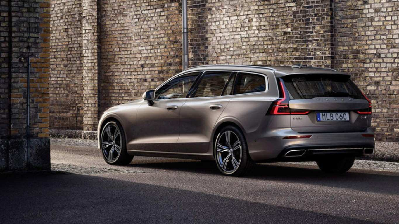 38 Gallery of Volvo Wagon V60 2019 Price And Release Date Configurations with Volvo Wagon V60 2019 Price And Release Date