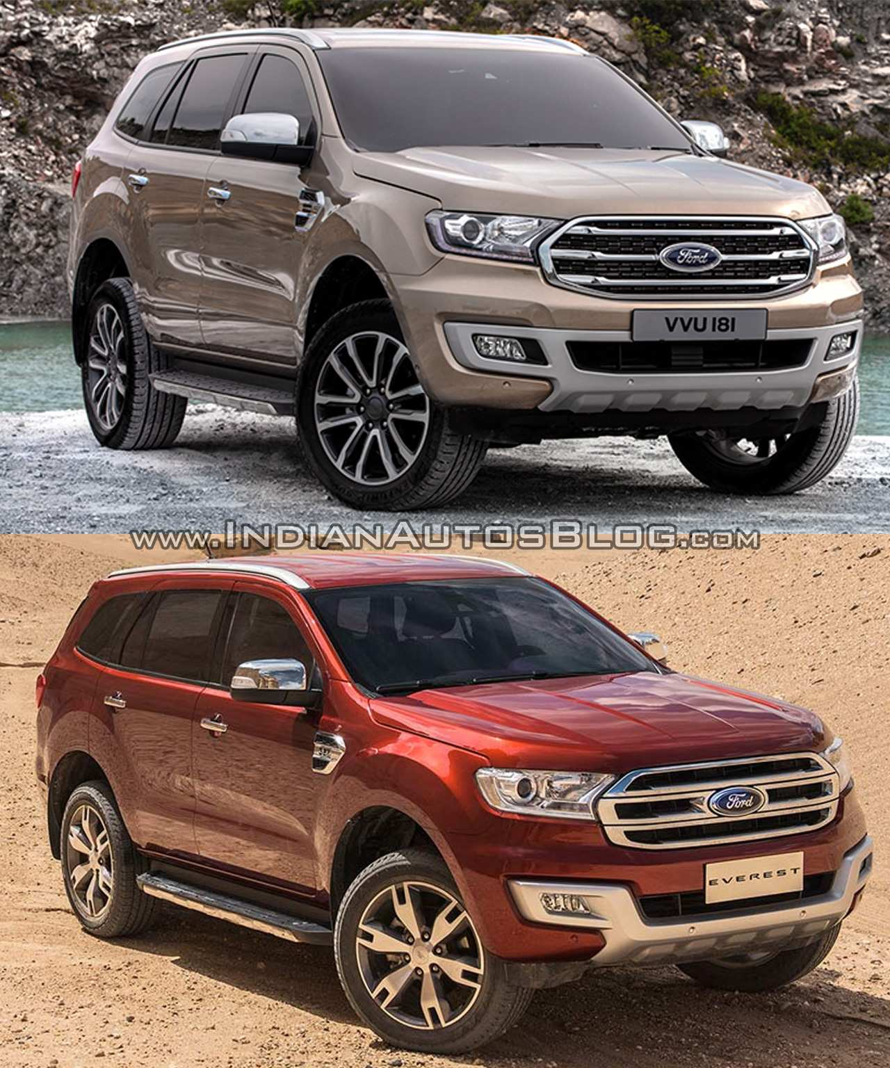 38 Great Best Ford Endeavour 2019 Performance And New Engine First Drive by Best Ford Endeavour 2019 Performance And New Engine