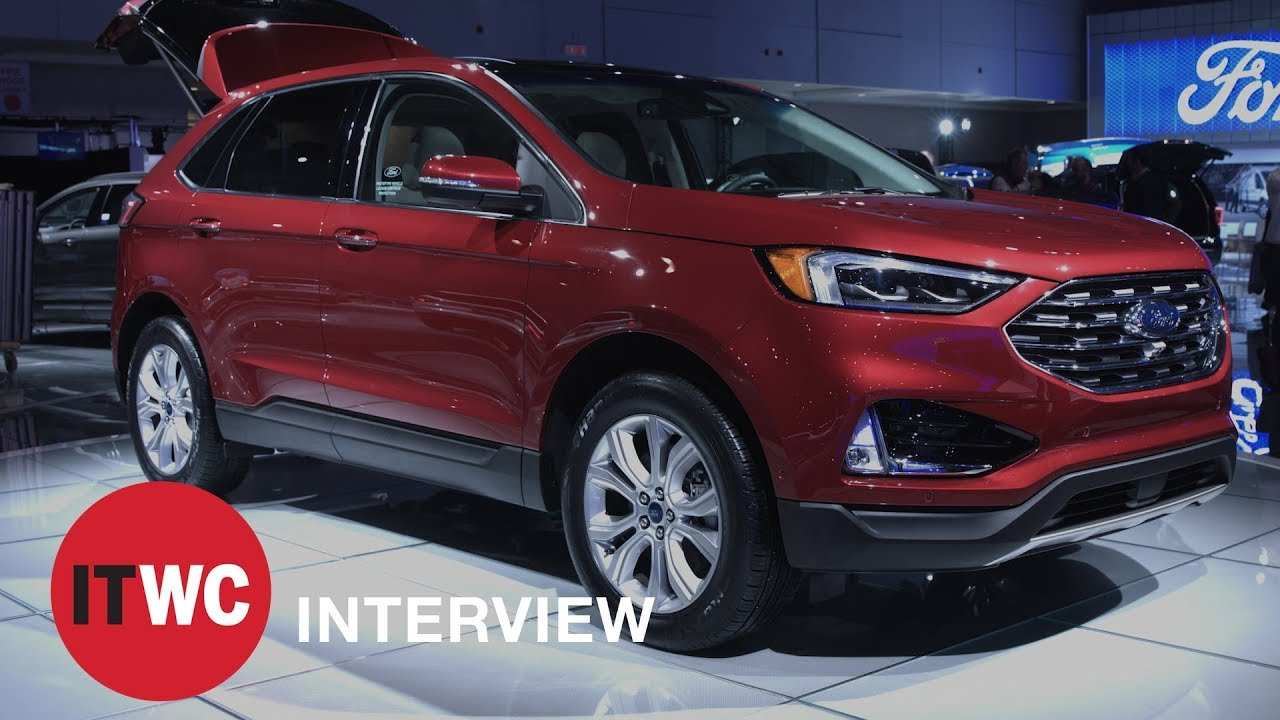 38 Great The 2019 Ford Edge St Youtube Overview And Price Performance for The 2019 Ford Edge St Youtube Overview And Price