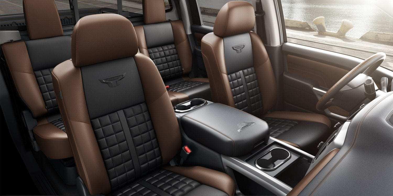38 New 2019 Nissan Titan Interior Release with 2019 Nissan Titan Interior