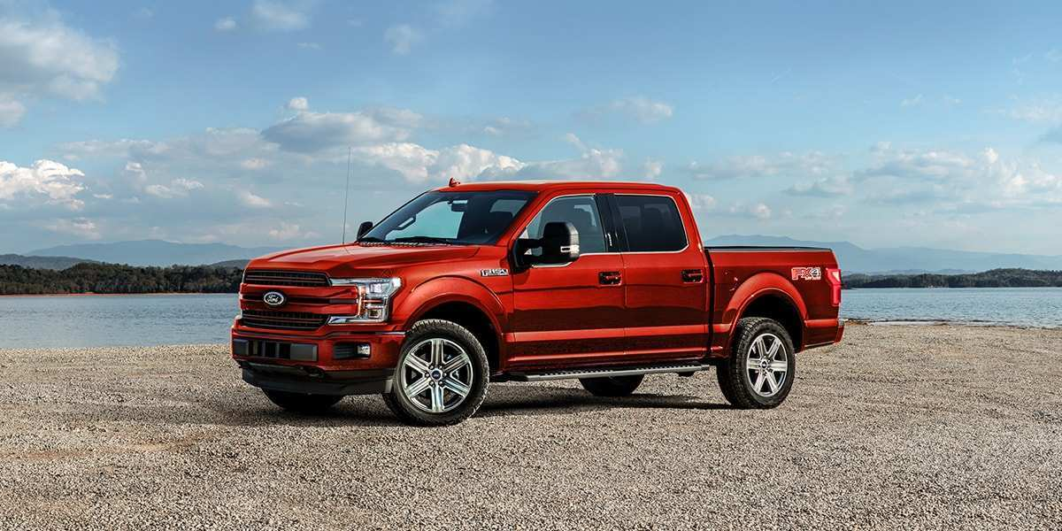 38 New Best Ford 2019 F 150 Colors Redesign Style with Best Ford 2019 F 150 Colors Redesign