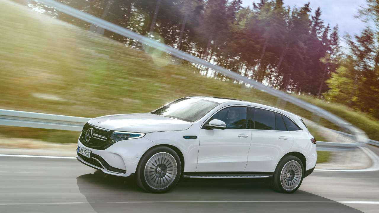 38 New Mercedes Benz Eqc 2019 Exterior and Interior by Mercedes Benz Eqc 2019