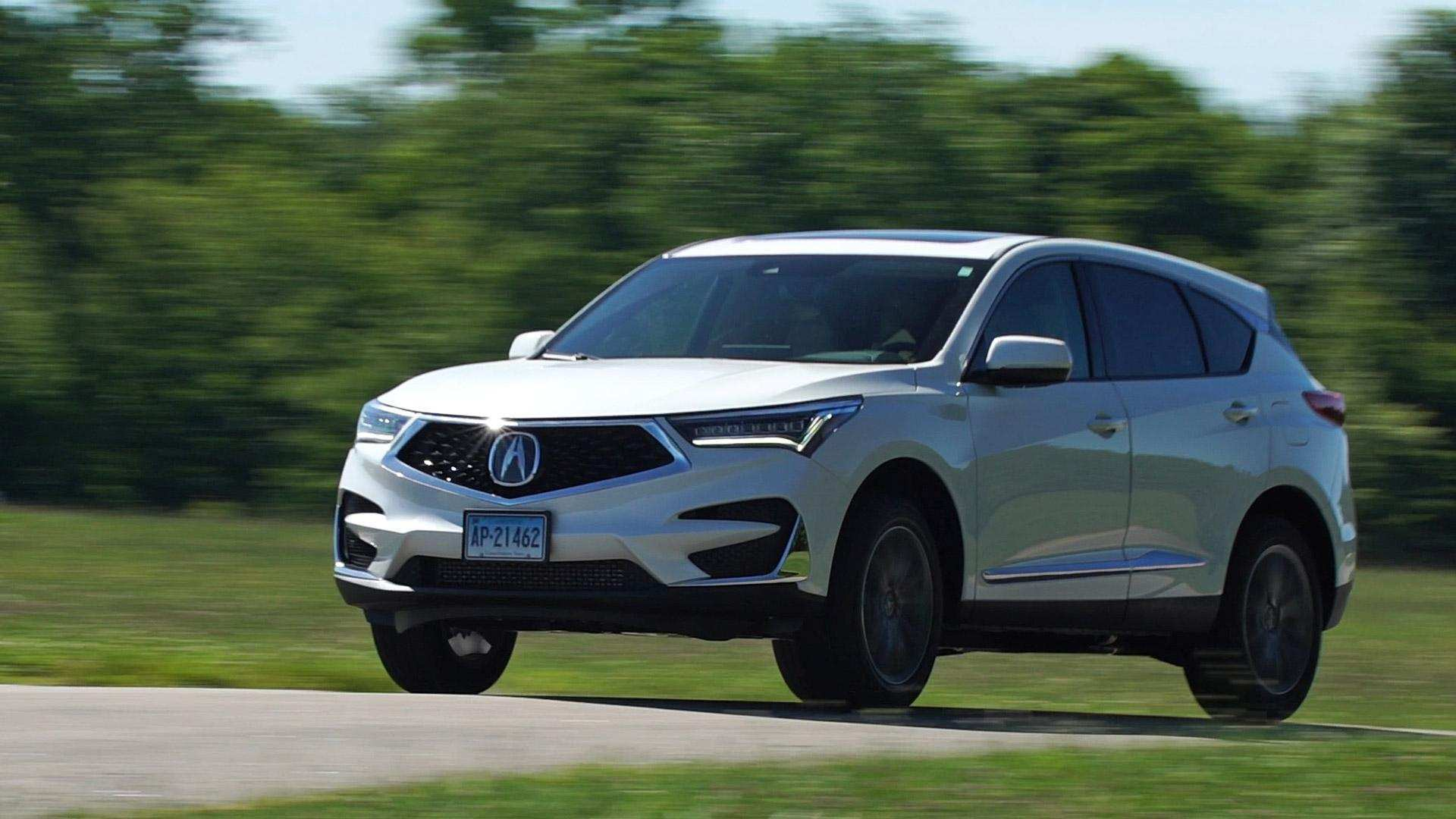 38 New New Acura Rdx 2019 First Drive Release Date And Specs Specs for New Acura Rdx 2019 First Drive Release Date And Specs