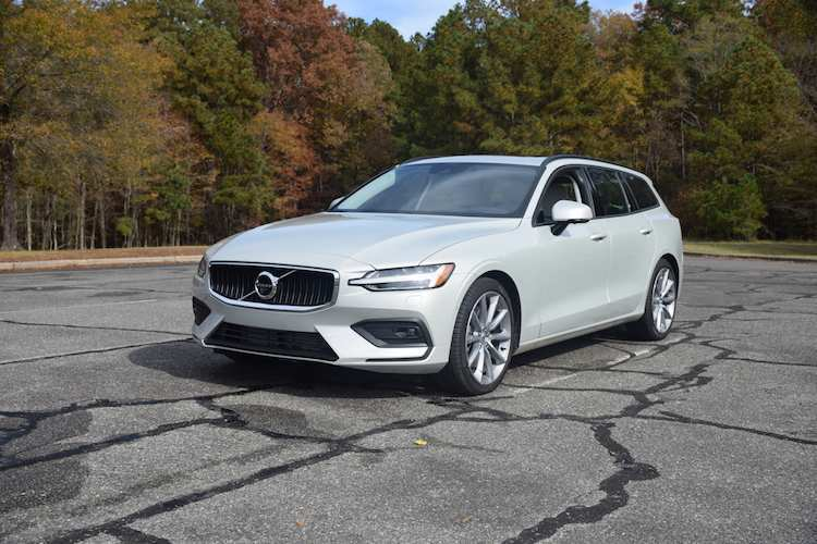 38 New New Volvo V60 2019 Ground Clearance New Engine Review by New Volvo V60 2019 Ground Clearance New Engine