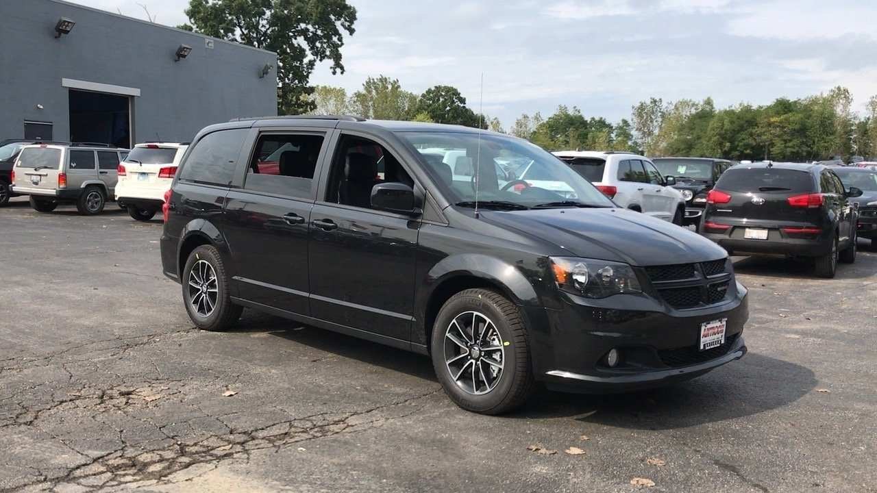 38 The 2019 Dodge Grand Caravan Specs And Review Configurations for 2019 Dodge Grand Caravan Specs And Review