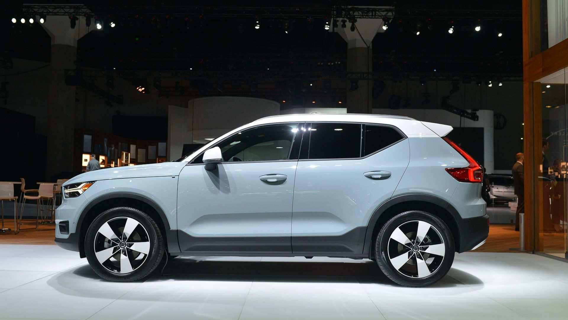 38 The 2019 Volvo Xc40 Gas Mileage Ratings for 2019 Volvo Xc40 Gas Mileage