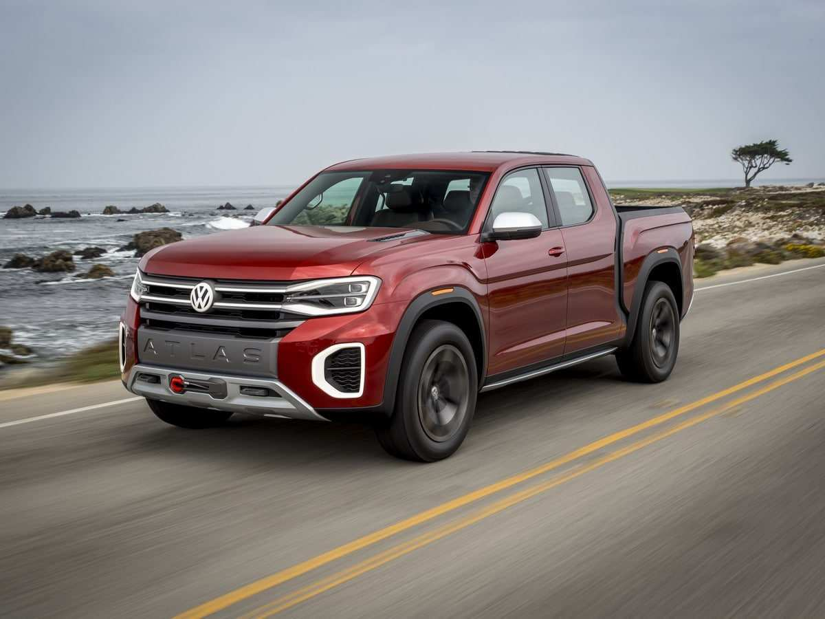 38 The The Volkswagen 2019 Pickup Specs And Review Rumors for The Volkswagen 2019 Pickup Specs And Review