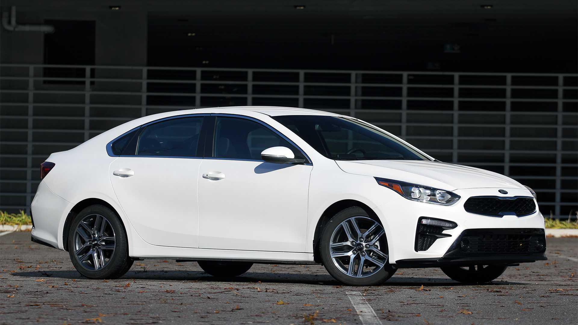 39 All New Kia Forte 2019 White Spesification First Drive by Kia Forte 2019 White Spesification