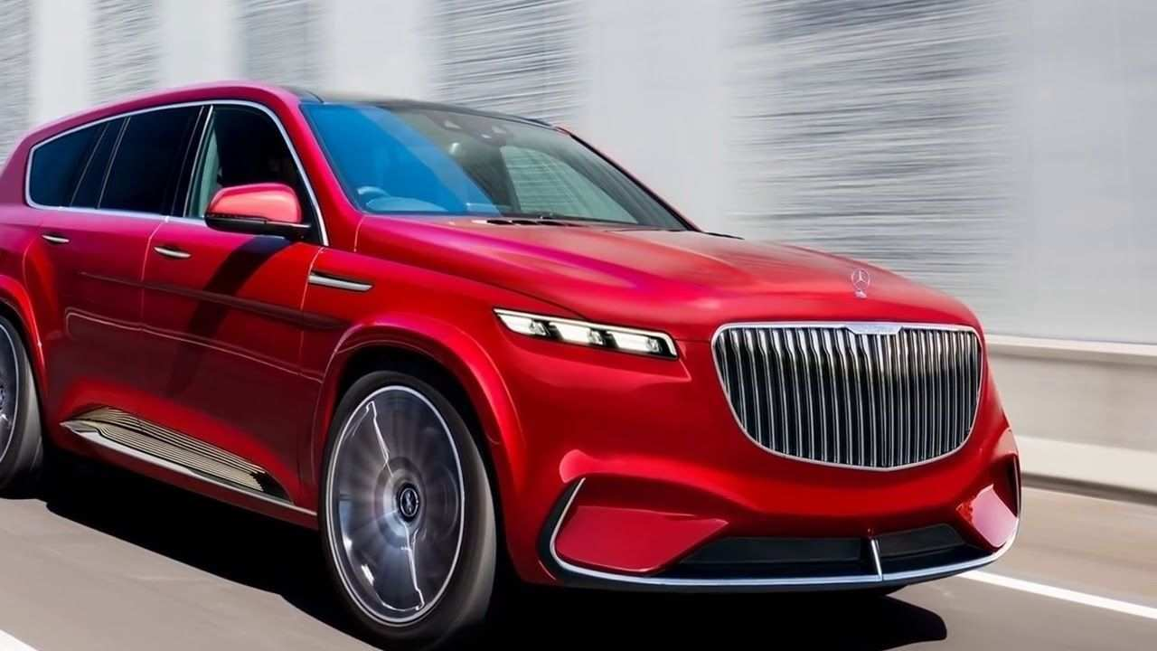 39 All New Mercedes Maybach Suv 2019 Photos for Mercedes Maybach Suv 2019