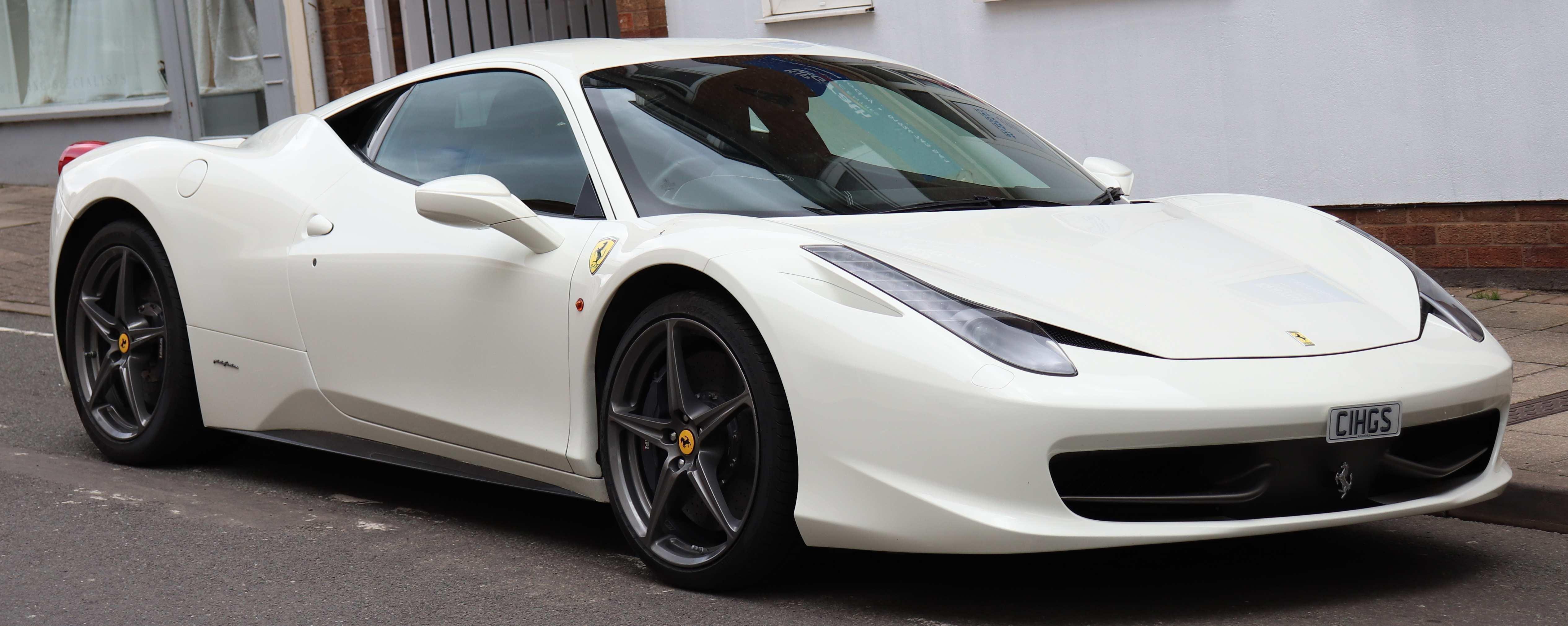 39 All New The 2019 White Ferrari Spesification Exterior for The 2019 White Ferrari Spesification