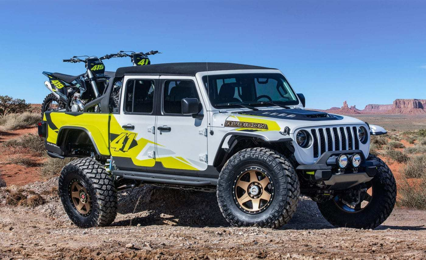 39 Best Review Jeep 2019 Overland Concept Wallpaper by Jeep 2019 Overland Concept