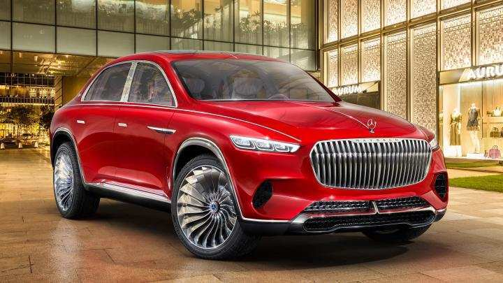39 Best Review Mercedes Maybach Suv 2019 Pricing with Mercedes Maybach Suv 2019