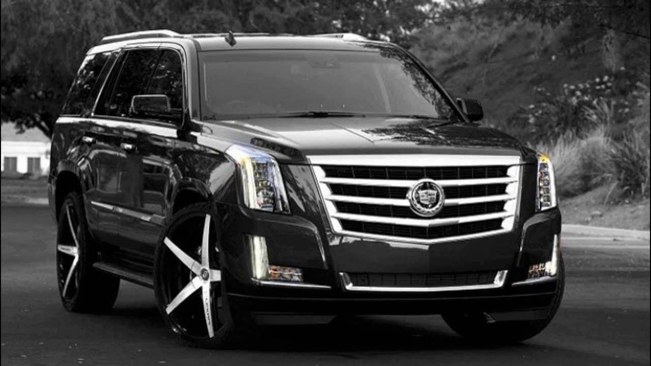 39 Best Review The 2019 Cadillac Escalade Concept Performance Prices by The 2019 Cadillac Escalade Concept Performance