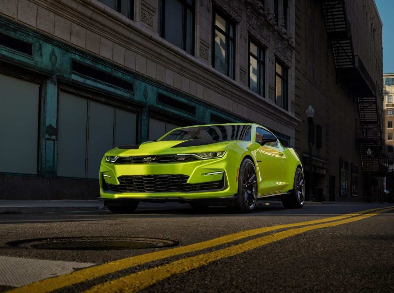 39 Best Review The 2019 Chevrolet Camaro Yellow Exterior Picture with The 2019 Chevrolet Camaro Yellow Exterior