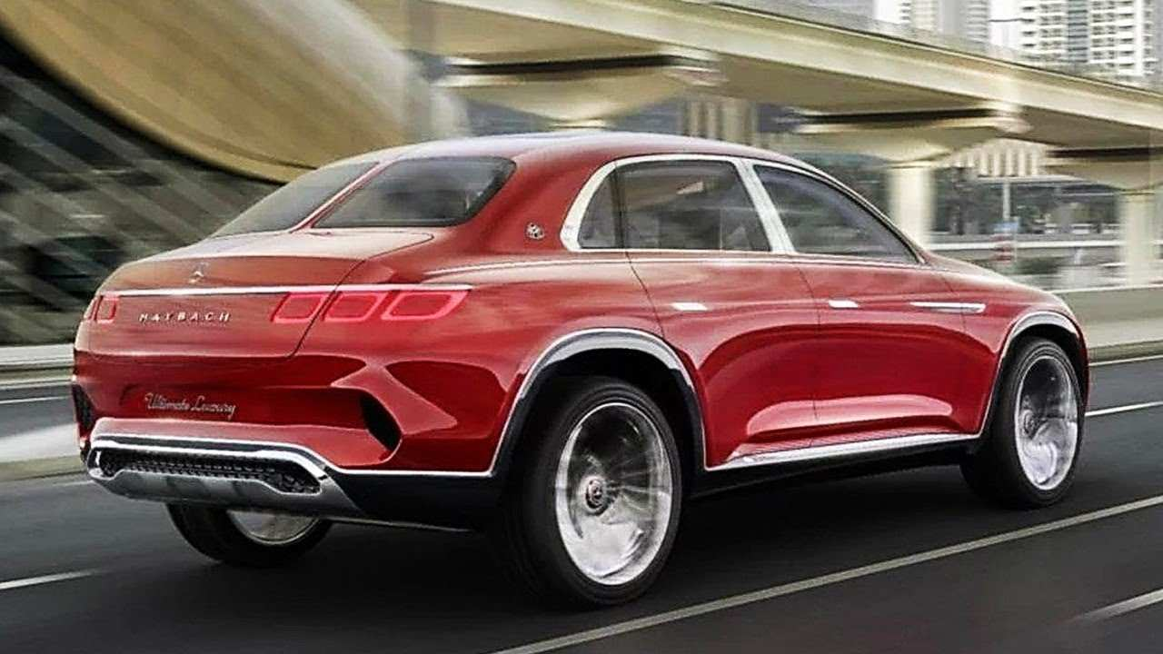 39 Concept of Mercedes Maybach Suv 2019 Price and Review for Mercedes Maybach Suv 2019
