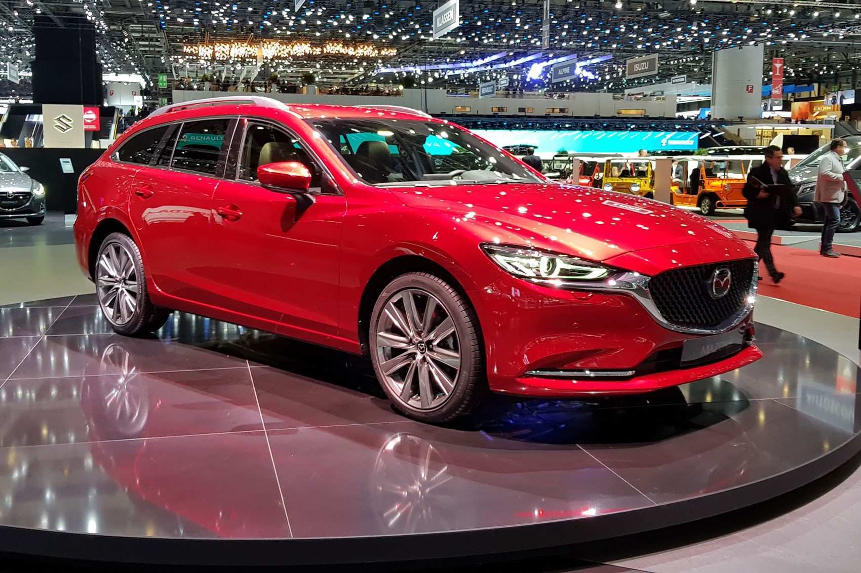 39 Concept of New 2019 Mazda 6 Spy Shots Redesign Price And Review Pictures with New 2019 Mazda 6 Spy Shots Redesign Price And Review