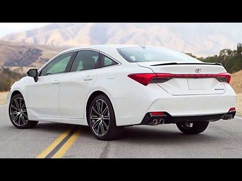 39 Concept of New Toyota Avalon 2019 Review Exterior And Interior Review Rumors by New Toyota Avalon 2019 Review Exterior And Interior Review