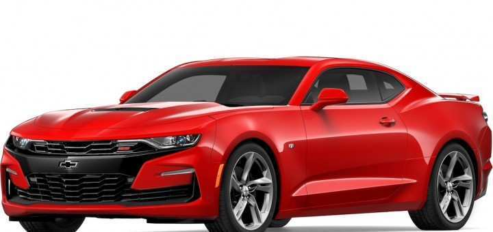 39 Concept of The 2019 Chevrolet Camaro Yellow Exterior Prices for The 2019 Chevrolet Camaro Yellow Exterior