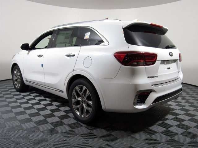 39 Gallery of Kia Sorento 2019 White Spesification with Kia Sorento 2019 White