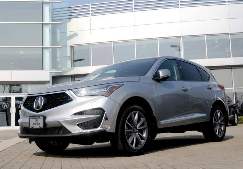39 Gallery of The Acura New Models 2019 Interior Exterior And Review Release with The Acura New Models 2019 Interior Exterior And Review