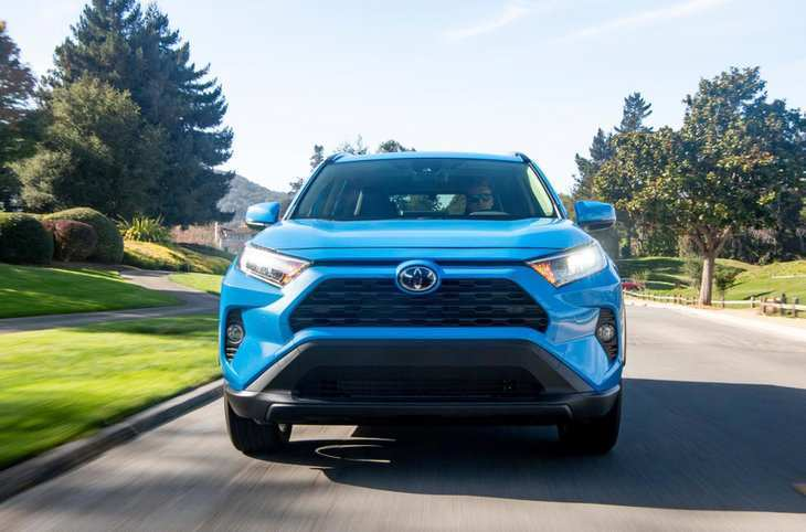 39 Gallery of The Rav Toyota 2019 Price Specs Performance with The Rav Toyota 2019 Price Specs